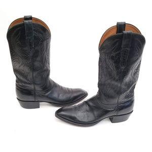 Lucchese 2000 Gorgeous Cowboy Boots Size 11 D